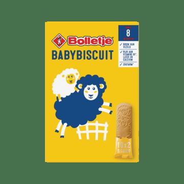 Bolletje Babybiscuit vanaf 8 Maanden