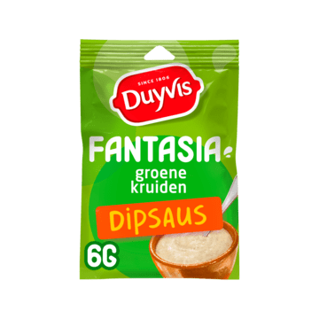 Duyvis Dip sauce mix fantasia