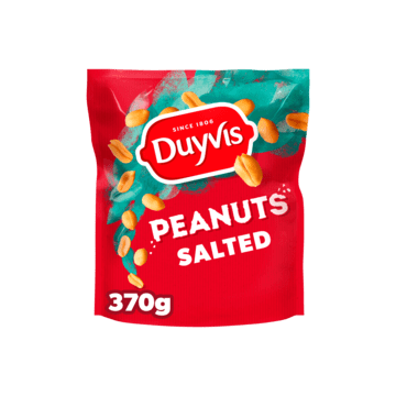 Duyvis Peanuts salted VALUE BAG