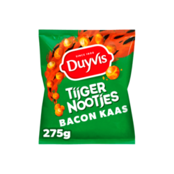 Duyvis Tigernuts bacon cheese