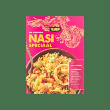 Jumbo Meal mix Nasi Special