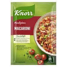 Knorr Meal Mix macaroni