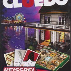 Cluedo - Travel game