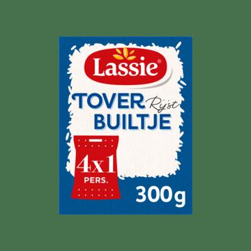 Lassie Magic Rises Builtjes