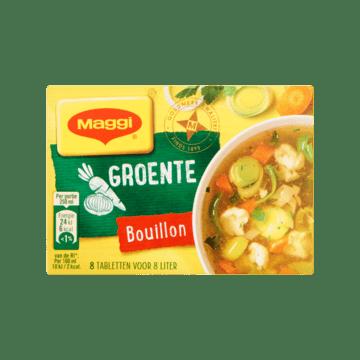Maggi Groente bouillon Maggi Vegetable broth