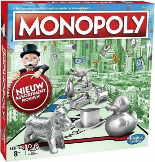 Monopoly Classic Nederland