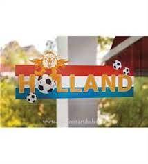 Raamsticker Holland