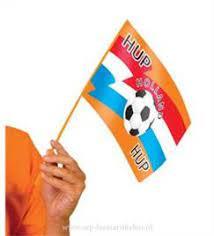 Vlaggetje hup holland