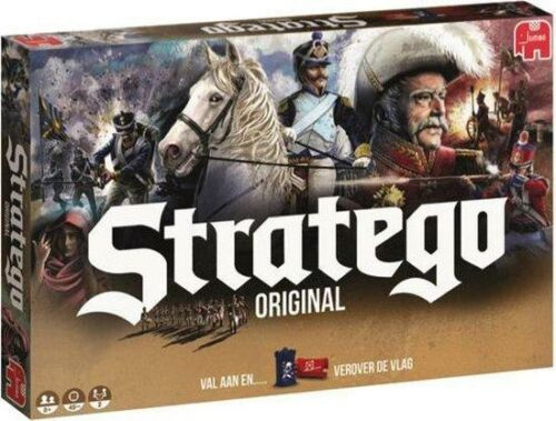 Stratego Original – Bordspel