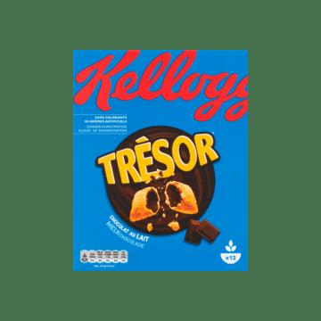 Kellogg's Tresor Melk Chocolade