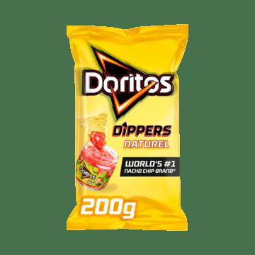Doritos Dippas Naturel Doritos Natural
