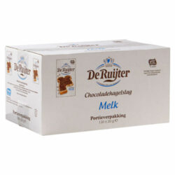 De Ruijter Chocoladehagelslag Melk Portieverpakking