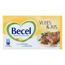 Becel Bakken braden pakje vlees jus