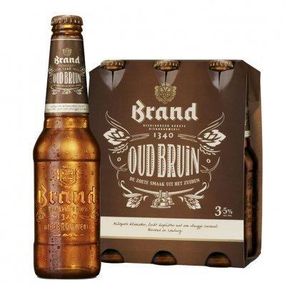 Brand Old brown