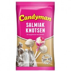 Candy Man Salmiak maces