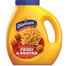 Diamant Friet snacks frituurvet