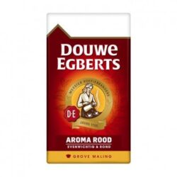 Douwe Egberts Aroma red coarse grind filter coffee