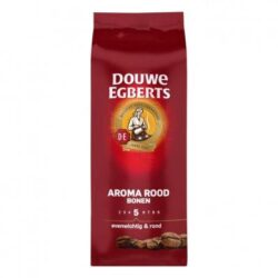 Douwe Egberts Aroma red coffee beans