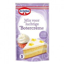 Dr. Oetker Mix voor luchtige botercreme