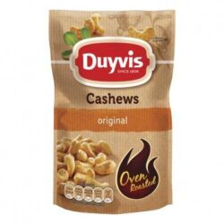Duyvis Oven roasted gezouten cashews