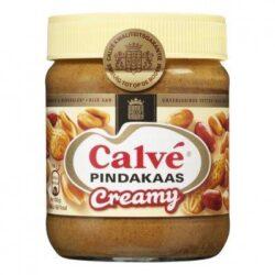 An image of Calvé Peanut butter creamy Calvé Peanut butter creamy