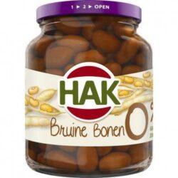 Hak Bruine bonen 0