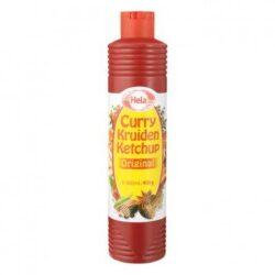 Hela curry spice ketchup original