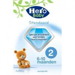 Hero Baby Standaard opvolgmelk 2