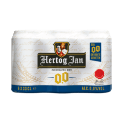 Hertog Jan 0.0 Bier Blik