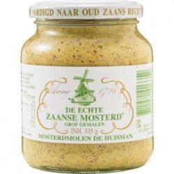 Huisman Zaanse mosterd grof