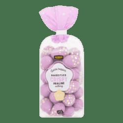 Jumbo Easter Eggs Crispy Praline Filling White