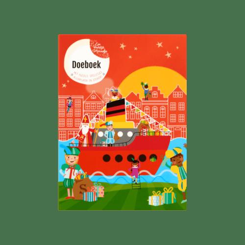 Jumbo Sinterklaas Doeboek