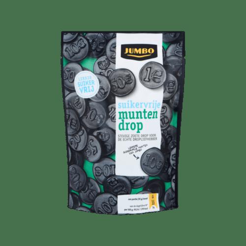 Jumbo Sugar Free Coins Licorice