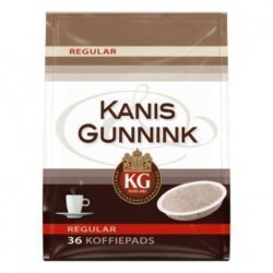 Kanis & Gunnink Regular coffee pads