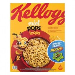 Kelloggs Honey pops loops