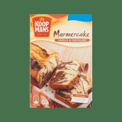 Koopmans Marmercake Mix Vanille Chocolade