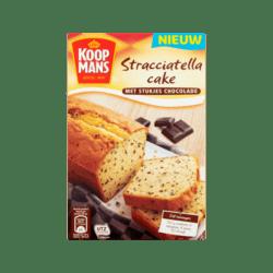 Koopmans Stracciatella Cake met Stukjes Chocolade