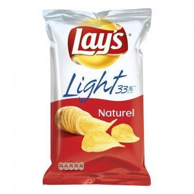 Lay's Light natural