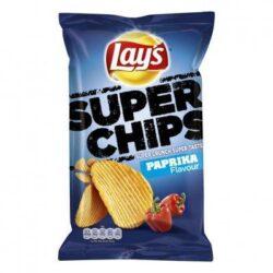 Lay's Superchips paprika