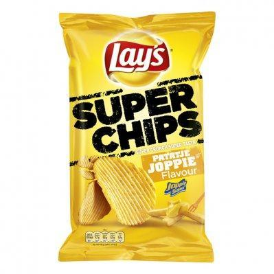 Lays Superchips fries Joppie