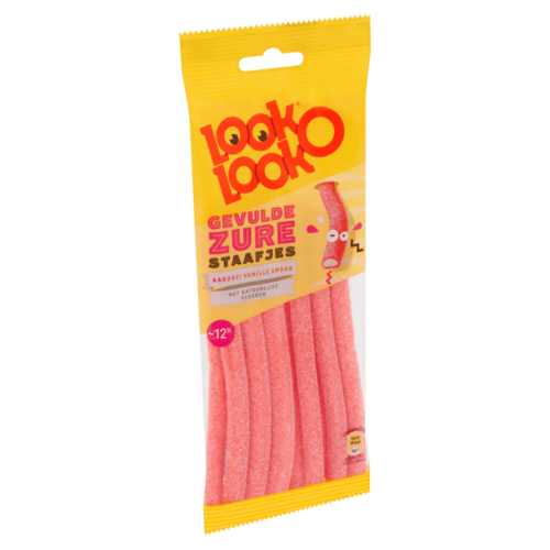 Look O Look Stuffed Sour Sticks