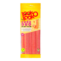Look O Look Sour Mats Mango Strawberry flavor