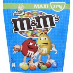 M & M's Crispy