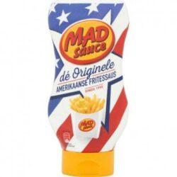 Madsauce Original French fries sauce topdown