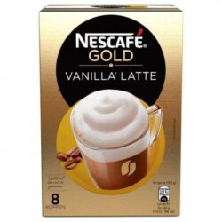 Nescafe Gold vanilla latte