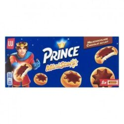 Prince Biscuits ministars chocolate