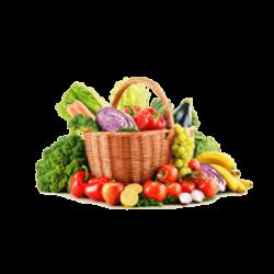 Aardappel, Groente, Fruit