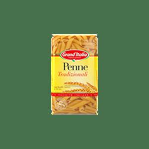 Pasta, rijst