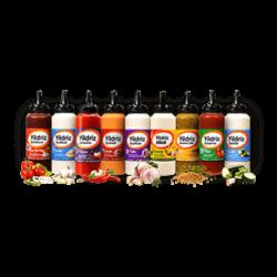 Sauces, seasonings