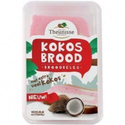 Theunisse Coconut Bread More Coconut